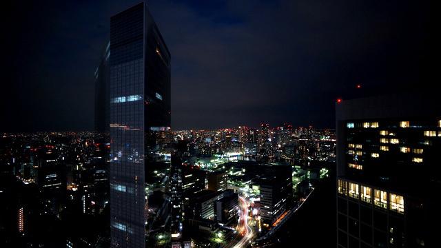 ロイヤルパーク汐留タワー_タワーダブル