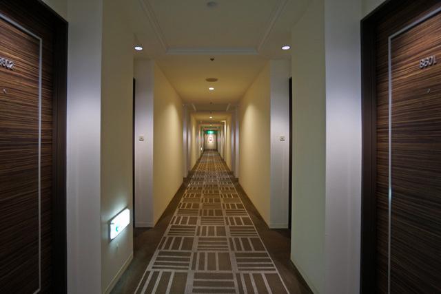 第一ホテルアネックス_廊下