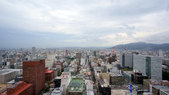 JRタワー日航札幌_エグゼクティブダブル