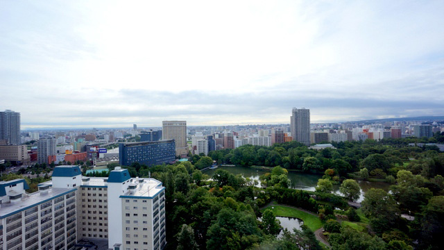 ノボテル札幌_デラックスツイン