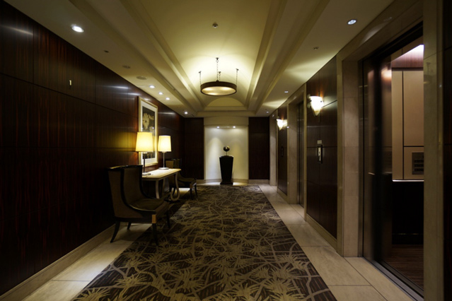 ANA名古屋_エレベーターホール