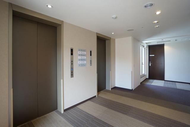 JR九州ホテル長崎_エレベーターホール