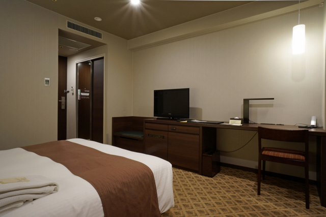 JR九州ホテル長崎_ダブル
