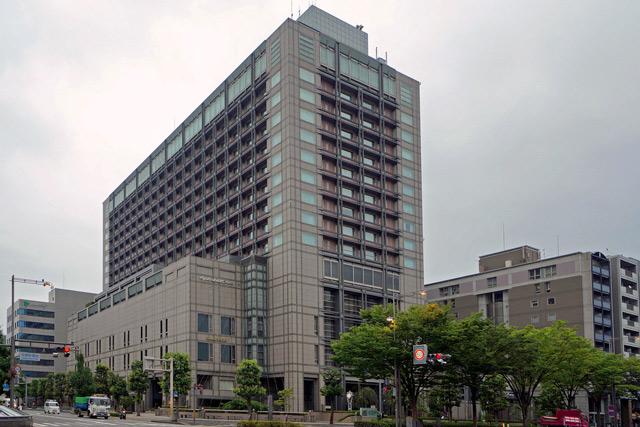 京都ホテルオークラ_外観