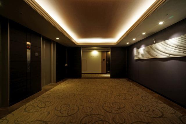 ANA長崎_エレベーターホール