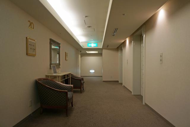 センチュリー静岡_エレベーターホール