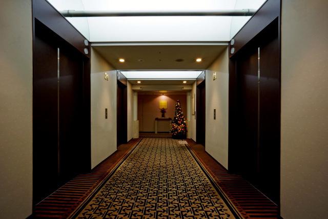 京王プラザ札幌_エレベーターホール