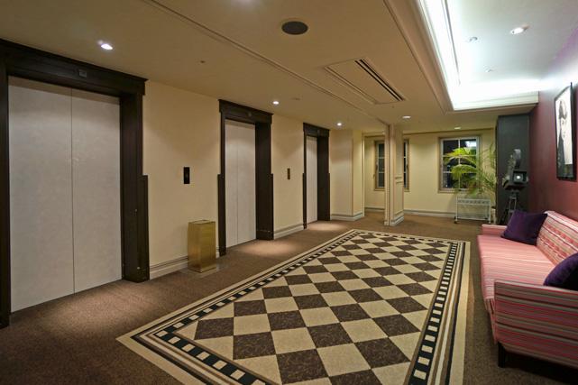 ルークプラザ_エレベーターホール