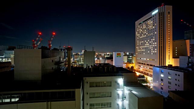 名古屋観光ホテル_デラックスフロア・ダブル