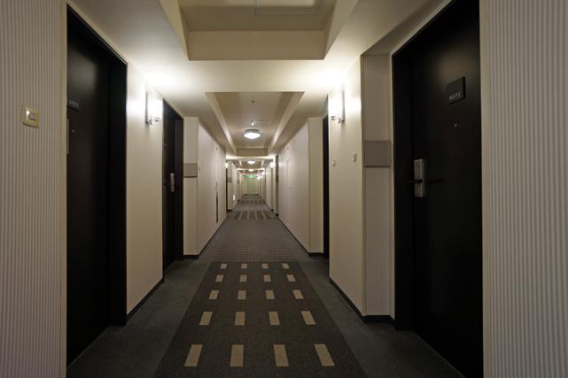 ANAクラウンプラザ成田_廊下