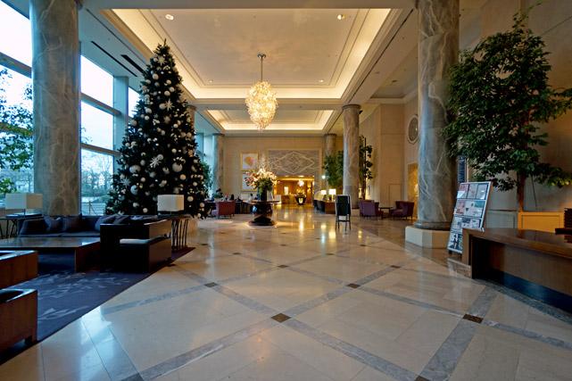 横浜ロイヤルパークホテル_ロビー