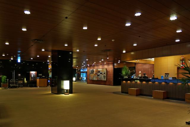 okuraホテルオークラ東京_別館フロント