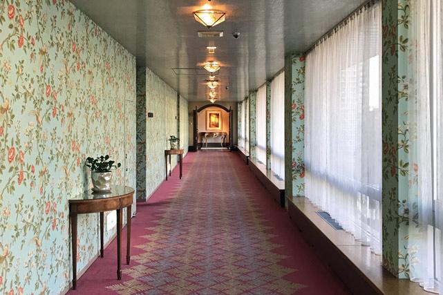 ホテルオークラ東京_ラ・ベル・エポック