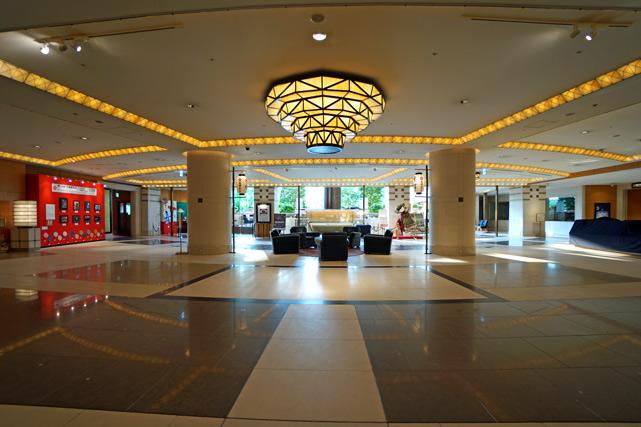 帝国ホテル大阪_1階ロビー