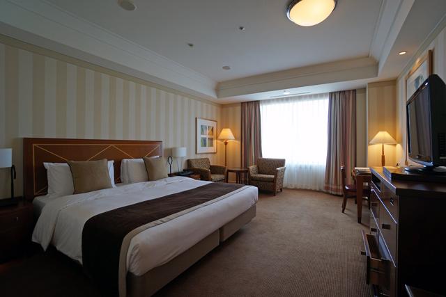 帝国ホテル大阪_スーペリアダブル