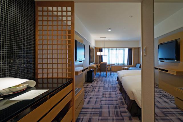 京都ブライトンホテル_エグゼクティブツイン