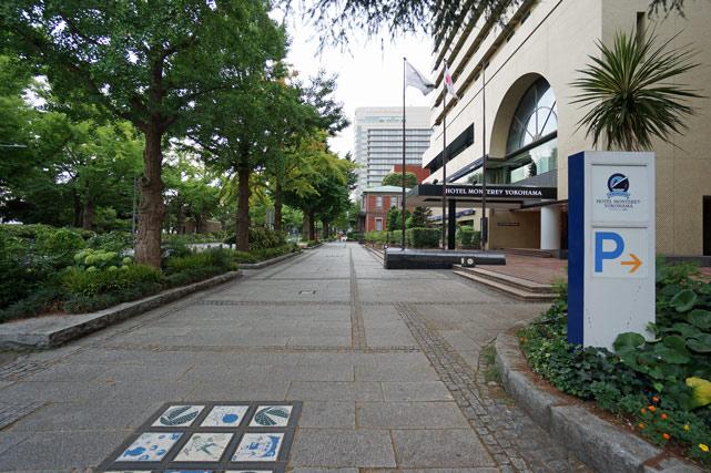 ホテルモントレ横浜_外観