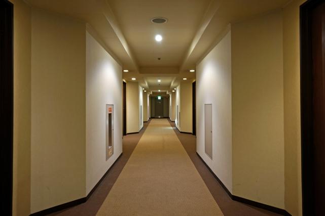 ホテルモントレ横浜_廊下