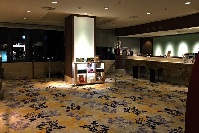 吉祥寺第一ホテル_フロント
