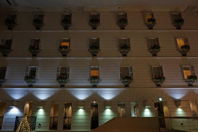 吉祥寺第一ホテル_アトリウム