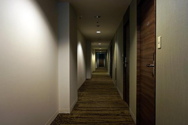 吉祥寺第一ホテル_廊下