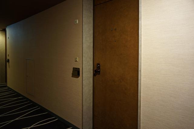 札幌パークホテル_客室ドア