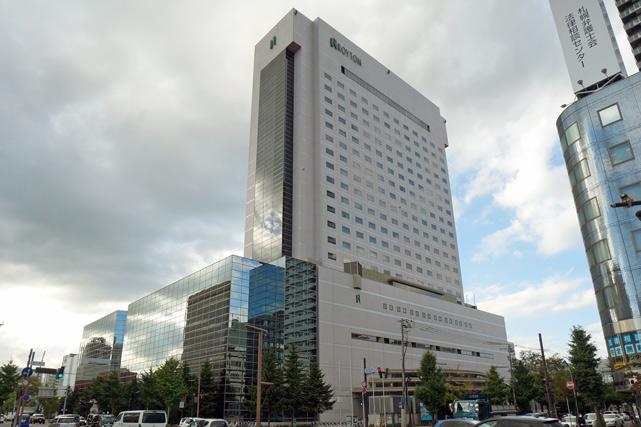ロイトン札幌_外観