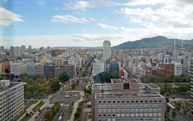 ロイトン札幌_エレベーター