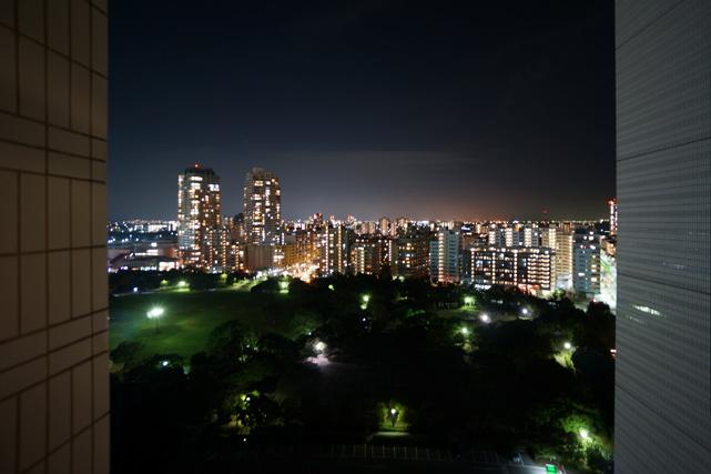 マンハッタン_夜景