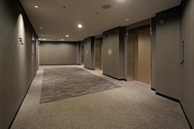 マイステイズプレミア成田_エレベーターホール