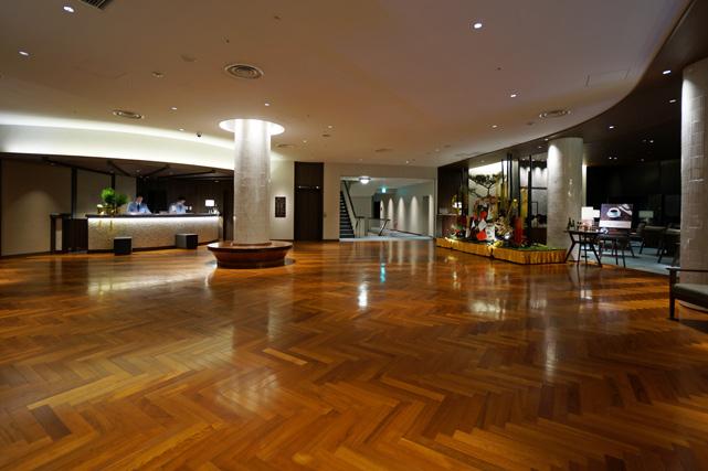 下田東急ホテル_ロビー