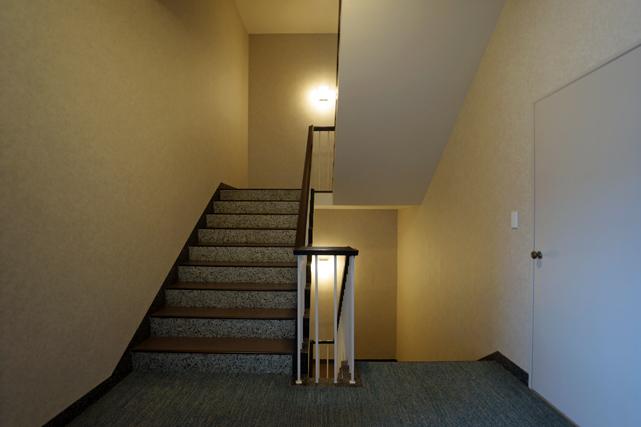 下田東急ホテル_階段
