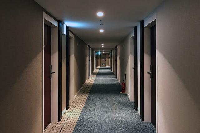 下田東急ホテル_廊下