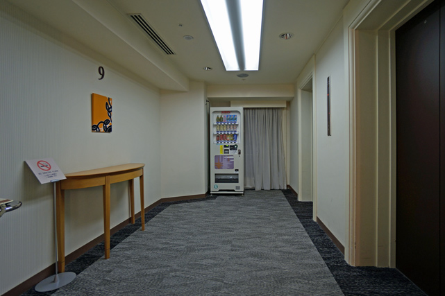 レンブラントホテル厚木_エレベーターホール