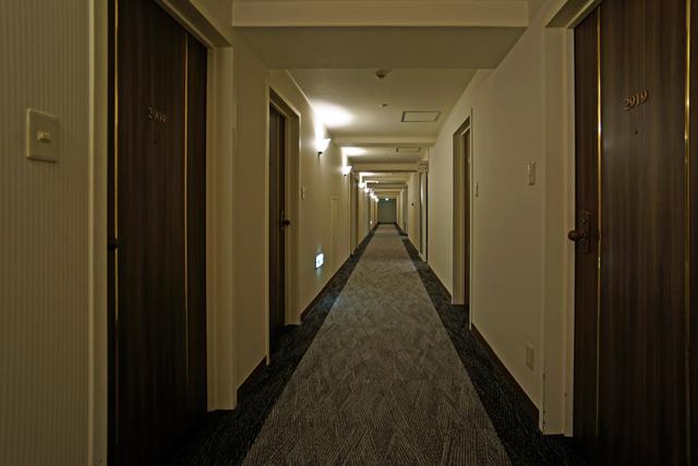 レンブラントホテル厚木_廊下