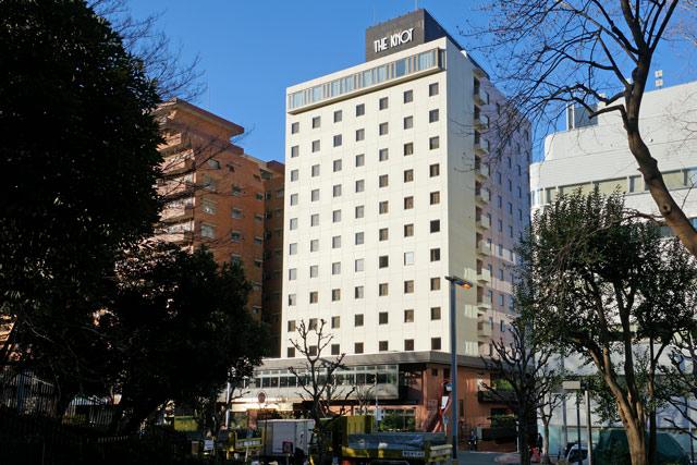 ザノット東京新宿_外観