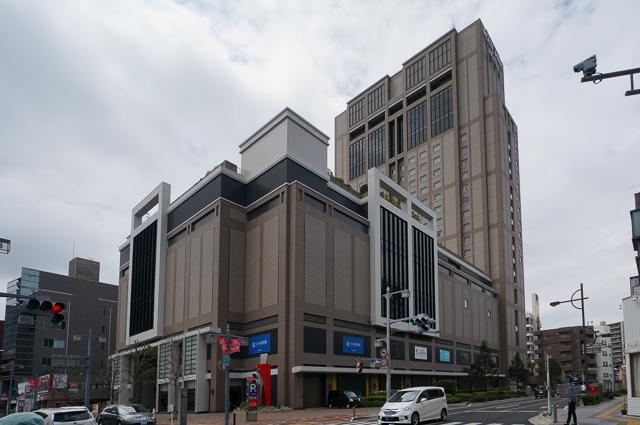 ロイヤルパインズホテル浦和_外観