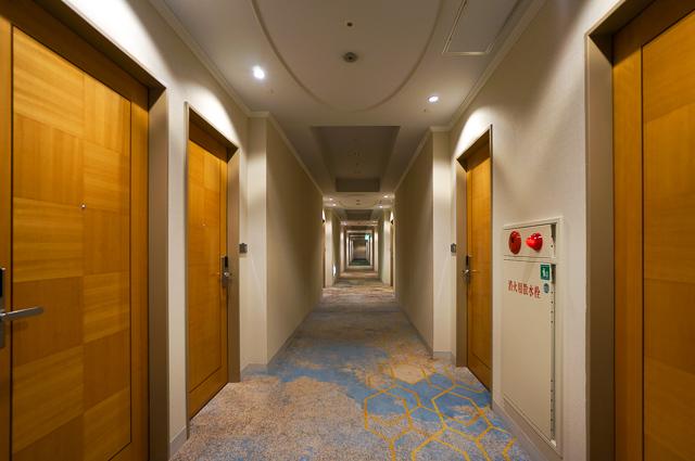 ホテル日航熊本_廊下