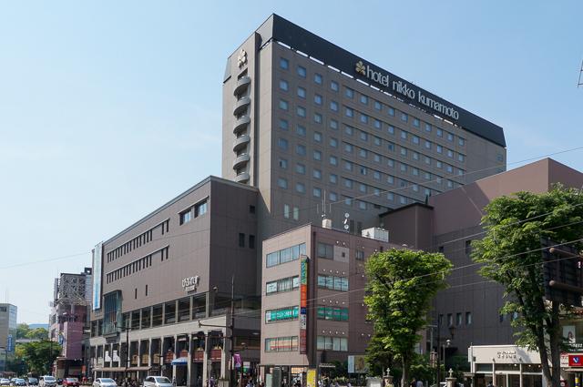 ホテル日航熊本_外観