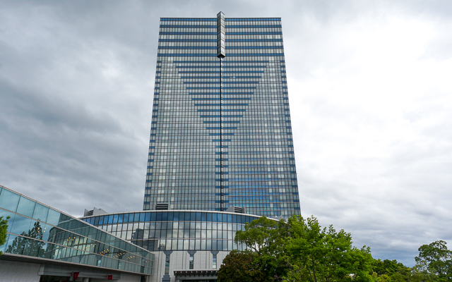 びわ湖大津プリンスホテル_外観