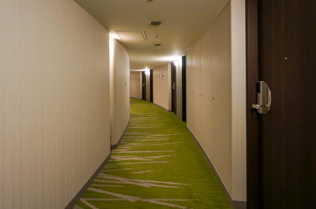 びわ湖大津プリンスホテル_廊下