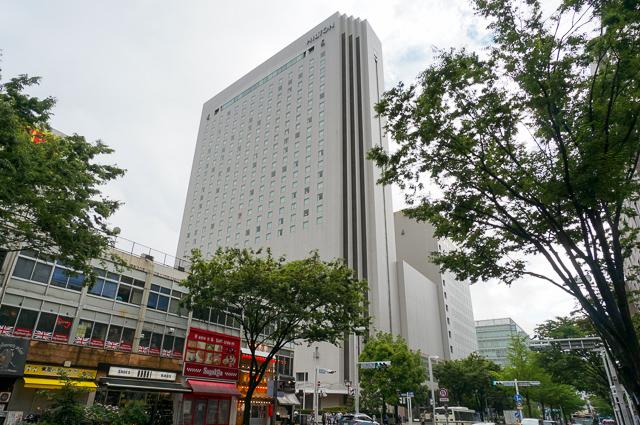 ヒルトン名古屋_外観