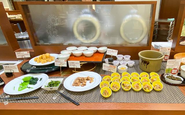 秋田キャッスルホテル_朝食