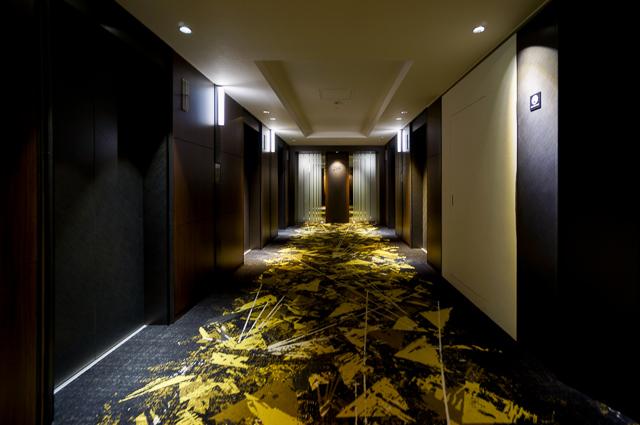 日航大阪_エレベーターホール