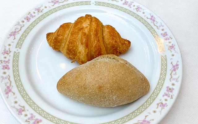 水戸プラザ_朝食
