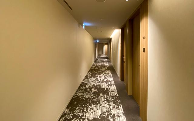 京王プレリアホテル札幌_廊下