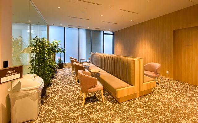 京王プレリアホテル札幌_スパラウンジ