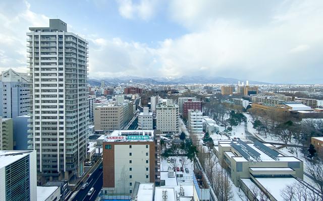 京王プレリアホテル札幌_コンフォートツイン