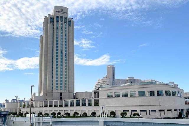 グランドニッコー東京 台場_外観